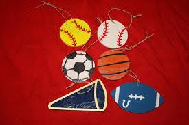 personalized sports yard signs football baseball basketball