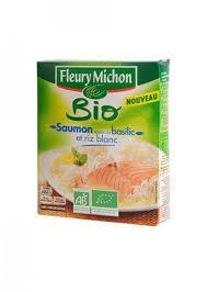 plat cuisiné fleury michon plats préparés bio femininbio