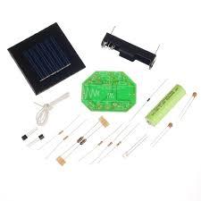 solar garden light with battery