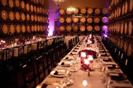 wilson creek winery wedding barrel room at wilson creek winery in temecula wedding venues