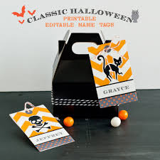 printable personalized halloween name tags by anders ruff
