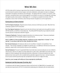restaurant employee handbook template template designemployee