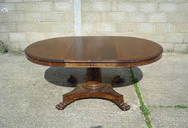 large oval mahogany double pedestal dining room table with oval pedestal dining table brokenshaker com