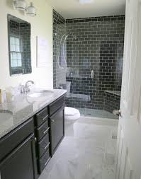 subway tile 4 reasons you should use black subway tile in your bathroom