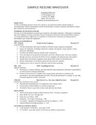 Oil Field Resume Samples by Professional Field Service Technician Resume Example Template Page 3