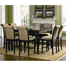 Coaster Dining Room Sets Cabrillo Counter Height Dining Room Set Coaster Furniture
