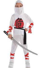 Ninja Halloween Costume Boys Ninja Costumes Kids U0026 Adults Party