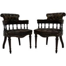 Distressed Leather Armchairs Distressed Leather Armchairs 43 For Sale On 1stdibs