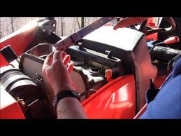 kubota fuel gauge repair youtube