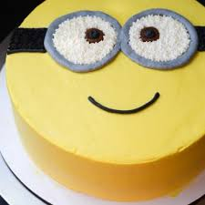 minions cake make a delightfully despicable minion cake