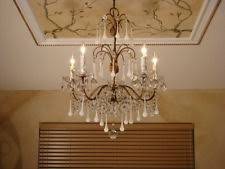 Opaline Chandelier Opaline Decorative Arts Ebay