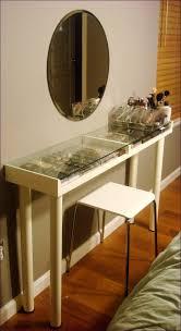 Makeup Vanity With Lighted Mirror Bedroom Marvelous Makeup Desk With Mirror Women U0027s Vanity Table