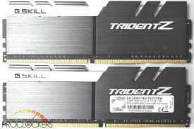 Skil 3600 02 by G Skill Tridentz Ddr4 3200mhz 2x8gb 16gb Intel Z170 Memory Kit