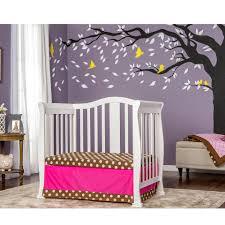 Mini Crib Vs Bassinet by Dream On Me Naples 4 In 1 Convertible Mini Crib White Toys