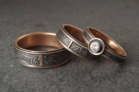 handmade wedding rings to the wire for unique handmade wedding rings