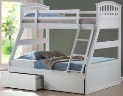 spruce up your kids u0027 room décor with new white bunk beds elliott