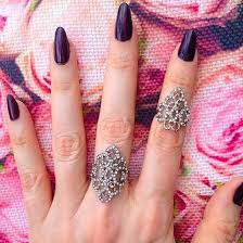 knuckle rings images Elegant baroque chain linked knuckle ring jewel cult jpg
