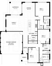 large 3 bedroom house plans corglife