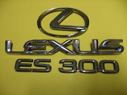 lexus es300 logo used lexus emblems for sale page 17