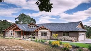 top single story cottage style house plans one ranch plan 2 luxamcc