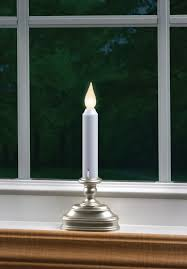 holiday window candle lights battery operated candles facebook