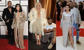 kim kardashian and kanye west u0027s top 10 fashion moments hello us