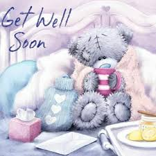 get well soon teddy tatty teddy get well soon tatty s just sayin