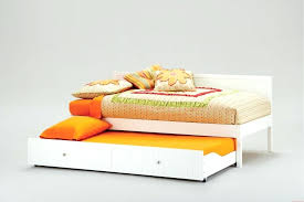 White Daybed With Pop Up Trundle Sleigh Daybed With Pop Up Trundle Sgmun Club