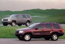 jeep grand cherokee wj new features options and changes 1999