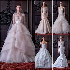 lhuillier wedding gowns lhuillier wedding dresses 2016 modwedding