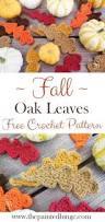 Crochet Halloween Garland 327 Best Crochet Halloween Autumn Images On Pinterest Crochet