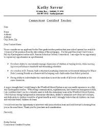 awesome writing a teaching cover letter gallery podhelp info