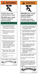 Overhead Door Safety Edge Finest Doorman Loading Dock New Jersey New York