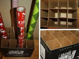 how to store wrapping paper creative wrapping paper storage ideas hative