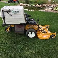 used walker mowers ebay