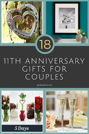 11 year anniversary gift ideas 35 11th wedding anniversary gift ideas for him