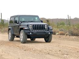 rally jeep wrangler driving the 2018 jeep wrangler jl review top speed