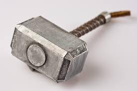 mjolnir thor s hammer redicubricks
