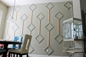 diy atomic wall diamonds in 6 steps home