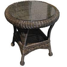 Wicker Table L Indoor Wicker Coffee Table Writehookstudio
