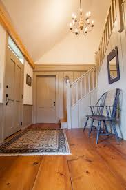 Foyer Early New England Homes Gallery …