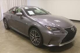 lexus rc atomic silver lexus rc awd for sale used cars on buysellsearch