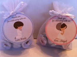 communion favors ideas communion favor bag set set of 25 communion