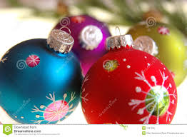 colored ornaments stock photo image 1451228