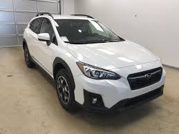 subaru outback 2018 white new 2018 subaru crosstrek 4 door sport utility in lethbridge ab