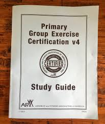 tips for passing the afaa group exercise certification online
