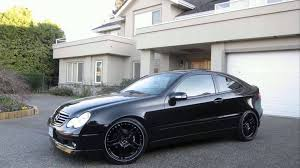 mercedes c class coupe tuning mercedes cclass w203 tuning projects
