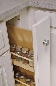 Narrow Pull Out Spice Rack 121 Best Kruiden Kast Herbs Storage Images On Pinterest Herbs