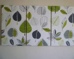 Hanging Home Decor Fabric Wall Art Etsy