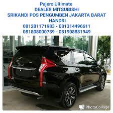 expander mitsubishi warna hitam pajero ultimate pajero sport ultimate 081281171983